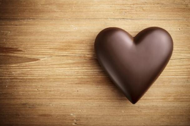 Regalos de chocolate para San Valentín