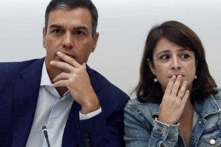 """Pedro Sánchez: """"Una máquina de mentir y de fabricar independentistas y parados""""."""