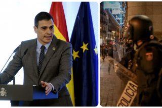 """Pedro Sánchez rompe su silencio para apoyar a Iglesias: """"En España hay que ampliar la libertad de expresión"""""""