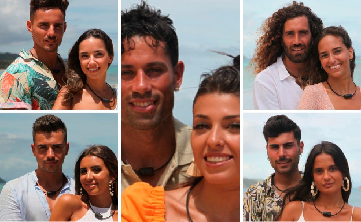 Otra filtración ridiculiza a Telecinco: el sueldo oculto de las parejas de la Isla de las Tentaciones