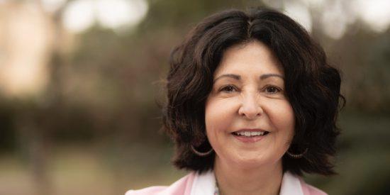 """Teresa Baró: """"Las mujeres ganarán terreno dando pequeños pasos todos los días, no gritando en la calle"""""""