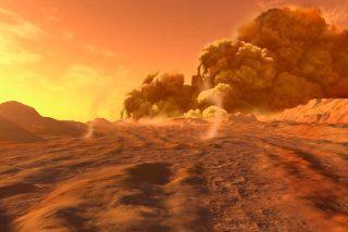 La misión Insight registra tres grandes terremotos en Marte