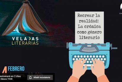 Casa de América Madrid/ Recrear la realidad: la crónica como género literario