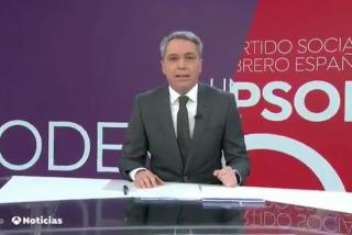 """Vicente Vallés saca a la luz las miserias de PSOE y Podemos: """"Solo les mantiene el poder"""""""