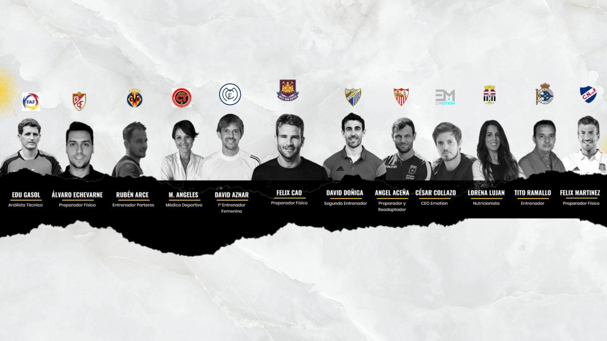 Llega la democratización del conocimiento del fútbol de élite de la mano de EfficientFootball