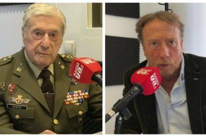 """Javier García Isac (Radio YA): """"Con la muerte del General Monzón pierdo a un hermano"""""""