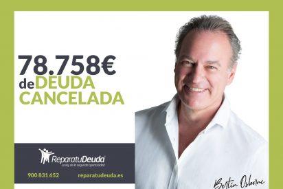 Repara tu Deuda cancela 78.758 € con deuda pública en (Valls) Tarragona con la Ley de Segunda Oportunidad