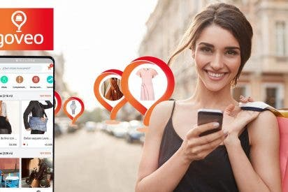 La solución digital para el pequeño comercio en España se llama GOVEO App
