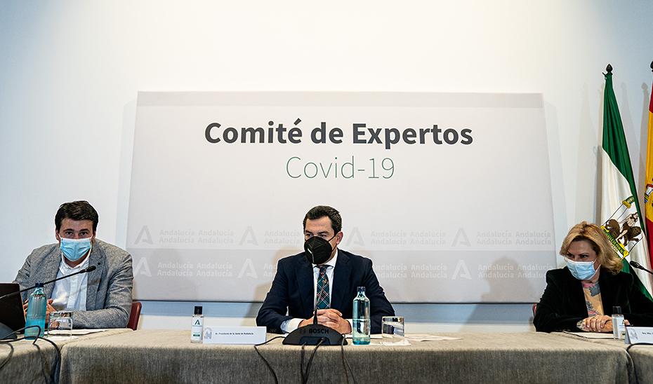 Andalucía mantiene la mayoría de limitaciones para evitar una cuarta ola
