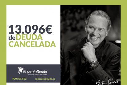 Repara tu Deuda abogados cancela 13.096 € en Logroño (La Rioja) con la Ley de la Segunda Oportunidad