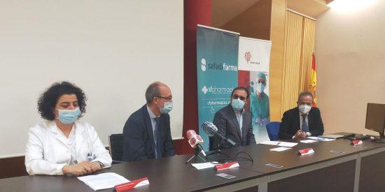 Ribera Salud valida la eficacia del test rápido de antígeno de saliva NEW GENE para el control del COVID19