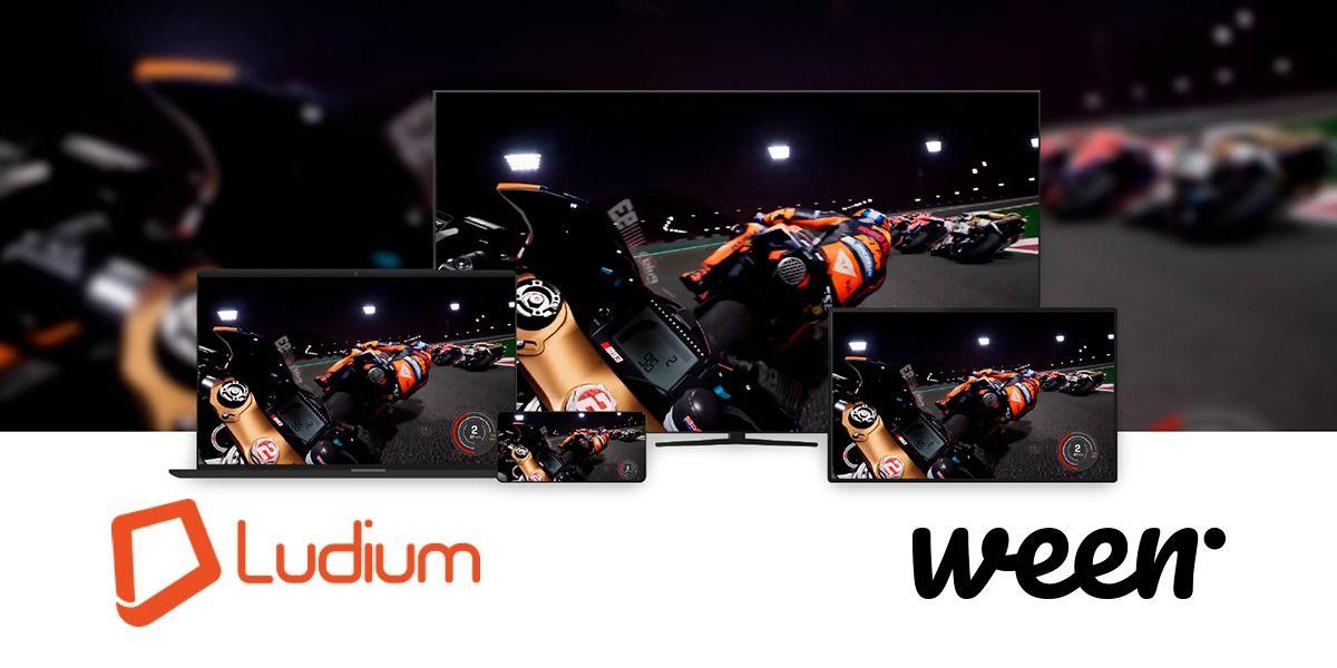 Ludium Lab y Ween anuncian su colaboración para llevar los e-sports a la nube
