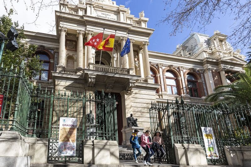 El patrimonio de la Escuela de Minas y Energía de la UPM, un ejemplo de colaboración entre entidades