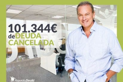 Repara tu Deuda cancela 101.344 € de deuda en Móstoles (Madrid) con la Ley de la Segunda Oportunidad