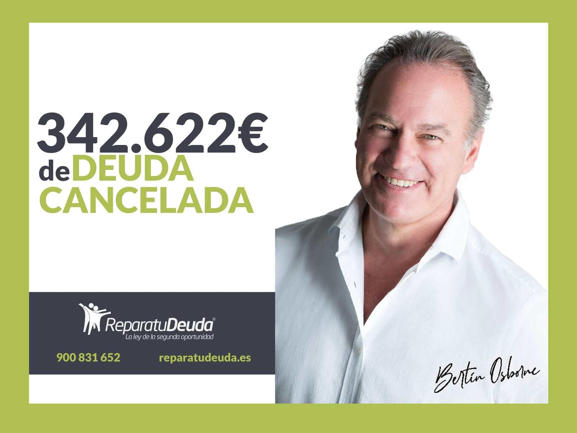 Repara tu Deuda Abogados cancela 342.622€ en Sabadell (Barcelona) con la Ley de Segunda Oportunidad