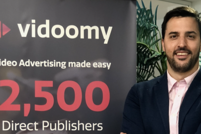 Vidoomy incorpora a Javier Cobaleda como su Head of Sales en Madrid
