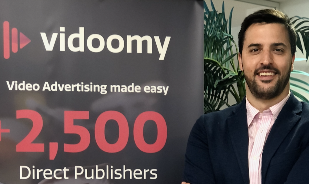 Vidoomy incorpora a Javier Cobaleda como su Head of Sales en Madrid