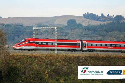 Trenes.com incorpora a Trenitalia en su sistema cómo operadora ferroviari