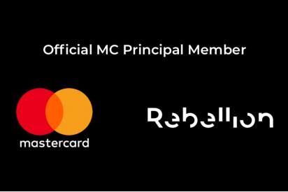 Rebellion se convierte en miembro principal de Mastercard y asienta su liderazgo en España