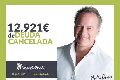 Repara tu Deuda abogados cancela 12.921 € en Barcelona con la Ley de Segunda Oportunidad