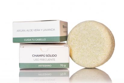 BRUSHBOO impulsa la marca España con sus nuevos champús artesanos sólidos