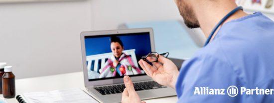 Más telemedicina e investigación, y nuevas soluciones para el ámbito de la Salud, según Allianz Partners