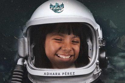 Esta es Adhara Pérez, la niña mexicana con el cerebro de Einstein, que quiere colonizar Marte