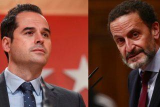 Aguado se echa a un lado y Bal será el candidato de Ciudadanos en la Comunidad de Madrid