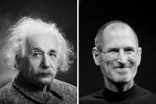 Steve Jobs, Albert Einstein y el valor del 'no tiempo'
