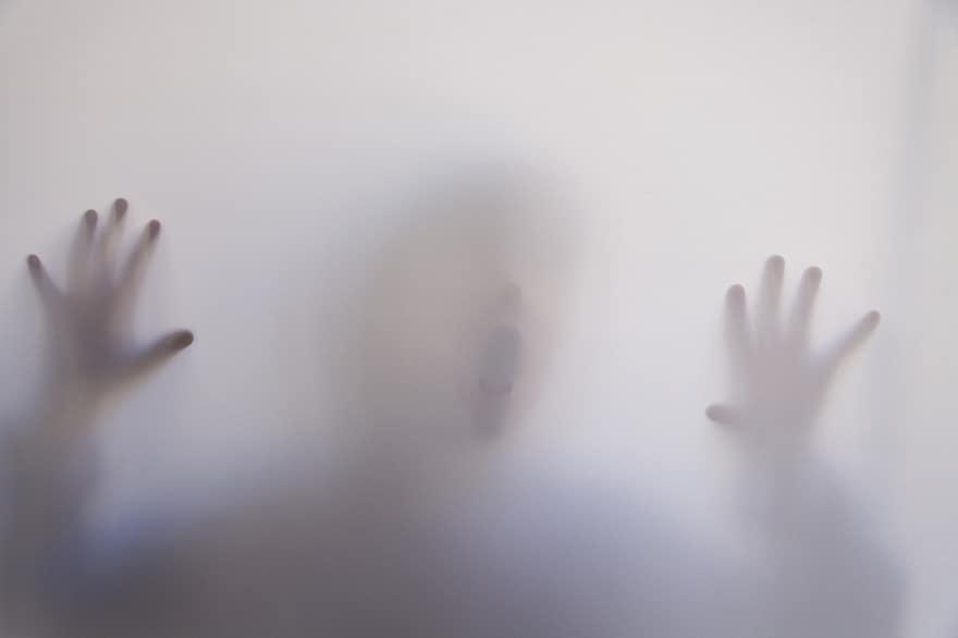 El tipo asfixia a su madre con una almohada y se quita la vida arrojándose por la ventana
