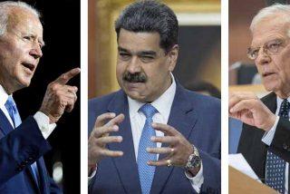 ¿Qué es la asimetría del conflicto? El reto imposible de Biden y Borrell ante el dictador Maduro