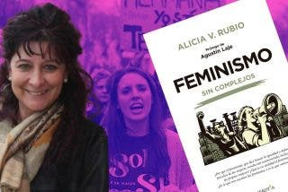 """Alicia Rubio: """"El feminismo es supremacista y desprecia a la mujer, a la que trata como un ser inferior"""""""