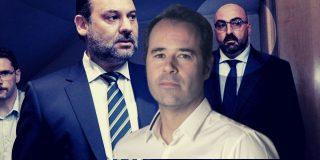 """Javier Chicote (ABC): """"Ábalos no explica sus pagos en metálico porque tiene derecho de pernada mediático"""""""