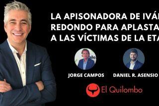 EN DIRECTO / El Quilombo: La apisonadora de Iván Redondo para aplastar a las víctimas de la ETA