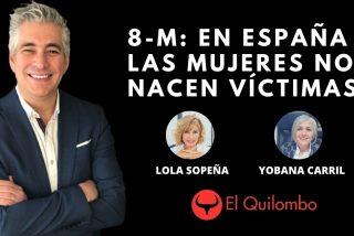 EN DIRECTO / El Quilombo: Las violentas camisas pardas feministas que agreden a mujeres en Sol
