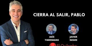 El Quilombo / La venganza de Espinosa de los Monteros: 'Cierre al salir, Pablo'