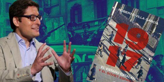 """Roberto Villa García: """"Las mayores víctimas del terrorismo sindicalista de 1917 fueron trabajadores"""""""