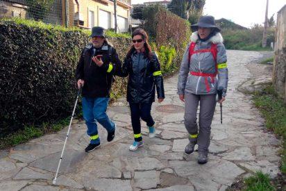 Fundación ONCE presentó su proyecto para hacer más accesible el Camino Francés de Santiago