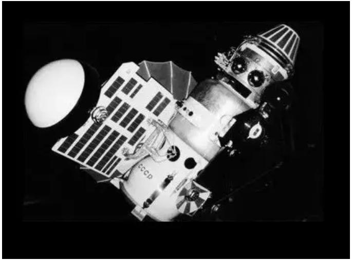Se cumplen 55 años de la primera llegada de una nave espacial a otro planeta