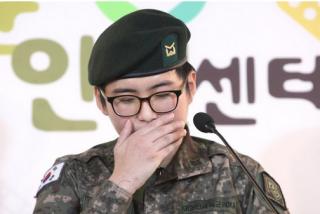Indignación en Corea del Sur: encuentran el cadáver de la soldado expulsada del ejército por transgénero