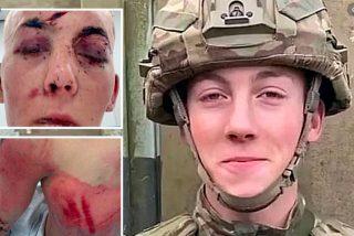 Este soldado queda con una 'chica' en la app de citas Tinder y acaba torturado por un psicópata