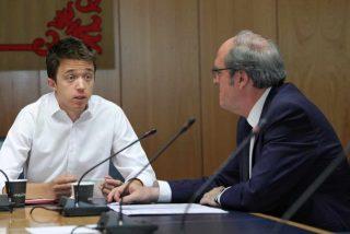 Errejón y Gabilondo llegan tarde: presentan sendas mociones de censura tras disolver Ayuso la Asamblea