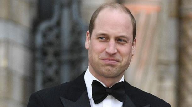 El Príncipe Guillermo de Inglaterra es el calvo más sexy del mundo... según Google