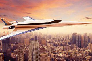 Este es el S-512, el 'nuevo Concorde' capaz de volar de  Londres a Nueva York en menos de dos horas