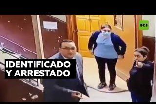 La buena señora pilla al pedófilo con una cámara de vigilancia y salva a una niña de 7 años