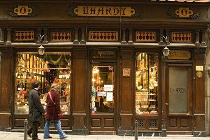 El histórico restaurante Lhardy presenta un preconcurso de acreedores