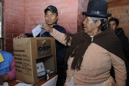 El MAS de Evo Morales pierde las elecciones en las principales ciudades de Bolivia