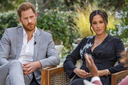 Las 6 'mentiras' de Meghan Markle y el príncipe Harry en su polémica entrevista con Oprah Winfrey