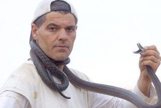 """Frank Cuesta sobre el tipo mordido por una serpiente cascabel: """"Es un delincuente, un despojo"""""""