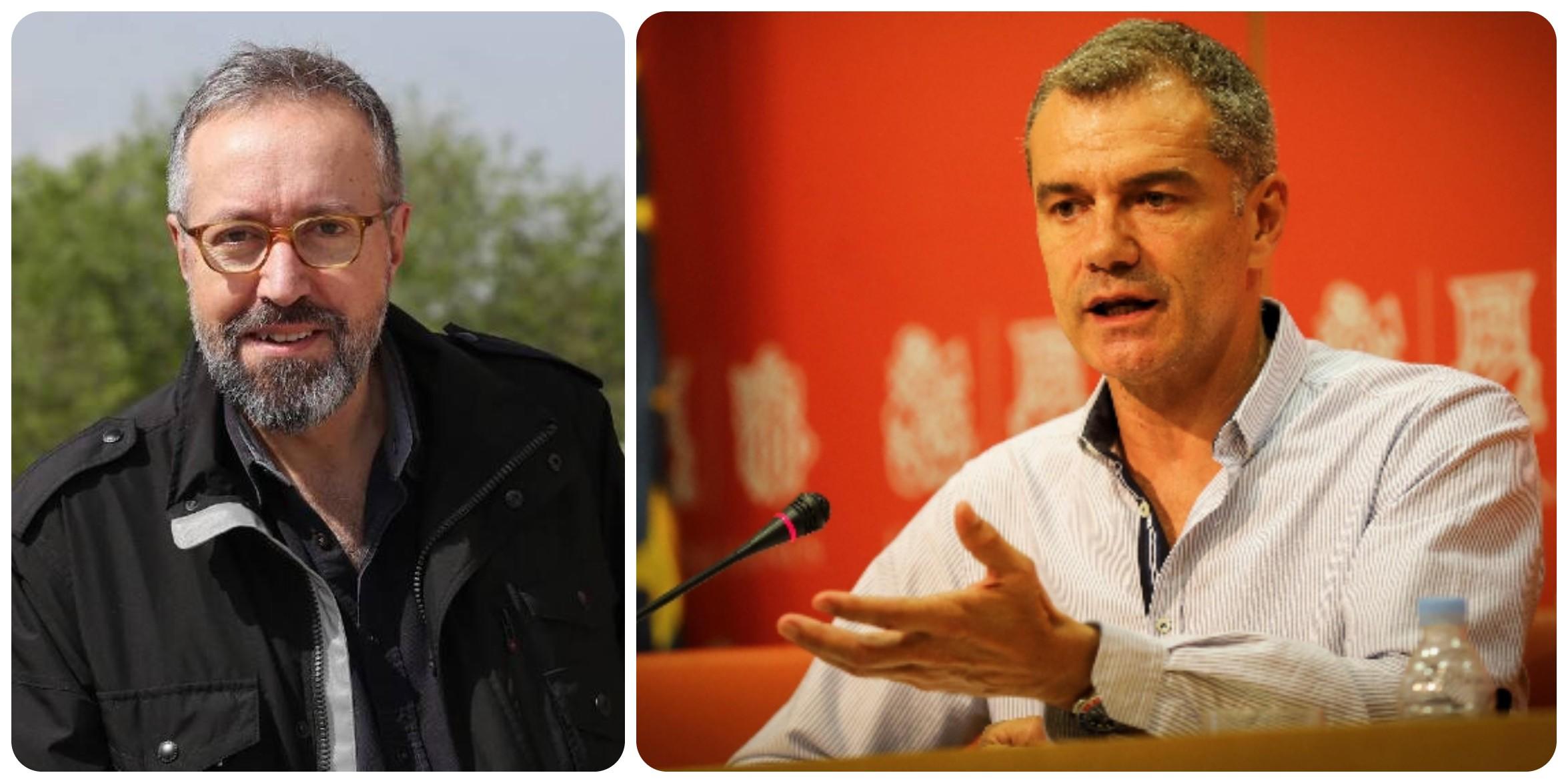 Juan Carlos Girauta aplaude a Toni Cantó por anteponer sus principios a las siglas